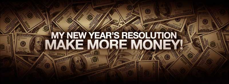 New Year - New Resolutions!